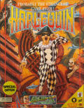 Harlequin Amiga Front Cover