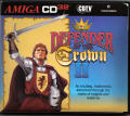 Defender of the Crown II Amiga CD32 Front Cover
