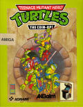 Teenage Mutant Ninja Turtles Amiga Front Cover