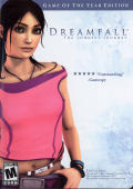 Dreamfall: The Longest Journey - Game of the Year Edition Windows Front Cover