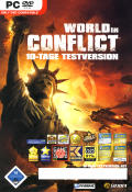 Empire Earth III Windows Other World in Conflict - Trial Version - Slipcase - Front