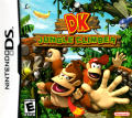DK: Jungle Climber Nintendo DS Front Cover