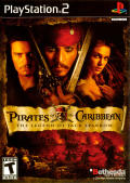 Pirates of the Caribbean: The Legend of Jack Sparrow PlayStation 2 Front Cover