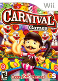 Carnival Games Wii Front Cover