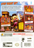 Carnival Games Wii Back Cover