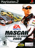 NASCAR 2005: Chase for the Cup PlayStation 2 Front Cover