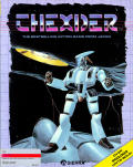 Thexder Apple IIgs Front Cover