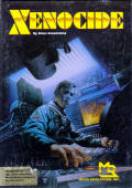Xenocide Apple IIgs Front Cover