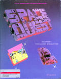 Space Quest: Chapter I - The Sarien Encounter Apple IIgs Front Cover