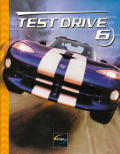 Test Drive 6 Windows Front Cover