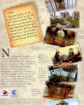 Myst Windows Back Cover