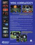 Wing Commander: Deluxe Edition DOS Back Cover
