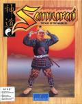 Conquest of Japan DOS Front Cover