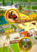 Zoo Tycoon 2: Endangered Species Windows Inside Cover Right Flap