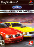 Ford Mustang PlayStation 2 Front Cover