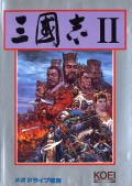 Romance of the Three Kingdoms II Genesis Front Cover