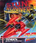 S.T.U.N. Runner DOS Front Cover