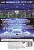 UEFA Champions League 2006-2007 PlayStation 2 Back Cover
