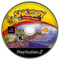 Snoopy vs. the Red Baron PlayStation 2 Media