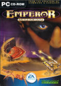 Emperor: Battle for Dune Windows Front Cover