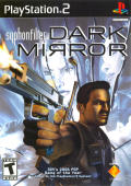 Syphon Filter: Dark Mirror PlayStation 2 Front Cover