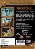 Half-Life Windows Back Cover