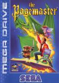 The Pagemaster Genesis Front Cover
