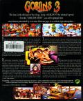 Goblins Quest 3 DOS Back Cover