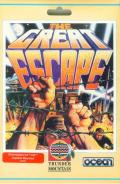 The Great Escape Commodore 64 Front Cover