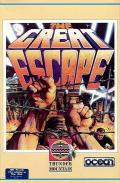 The Great Escape DOS Front Cover