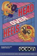 Head Over Heels Commodore 64 Front Cover