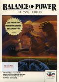 Balance of Power: The 1990 Edition Atari ST Front Cover