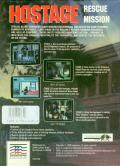 Hostage: Rescue Mission Macintosh Back Cover
