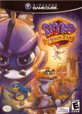 Spyro: A Hero's Tail GameCube Front Cover
