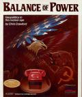 Balance of Power Amiga Front Cover