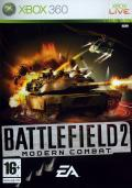 Battlefield 2: Modern Combat Xbox 360 Front Cover
