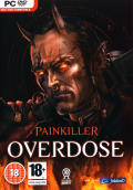 Painkiller: Overdose Windows Front Cover