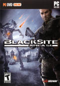 BlackSite: Area 51 Windows Front Cover