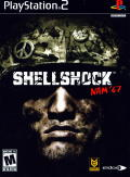 Shellshock: Nam '67 PlayStation 2 Front Cover