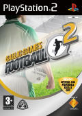 Gaelic Games: Football 2 PlayStation 2 Front Cover