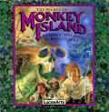 The Secret of Monkey Island DOS Other Sleeve - Front