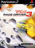 TOCA Race Driver 3 PlayStation 2 Front Cover