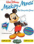 Mickey Mouse: The Computer Game Commodore 64 Front Cover