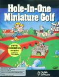 Hole-In-One Miniature Golf DOS Front Cover