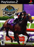 Breeders' Cup World Thoroughbred Championships PlayStation 2 Front Cover