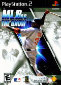 MLB 06: The Show PlayStation 2 Front Cover