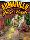 Armadillo Gold Rush BREW Front Cover