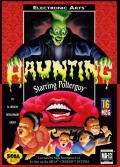 Haunting Starring Polterguy Genesis Front Cover