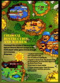 General Chaos Genesis Back Cover