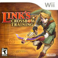 Link's Crossbow Training Wii Front Cover